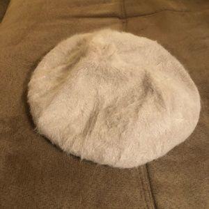 Calvin Klein angora hat